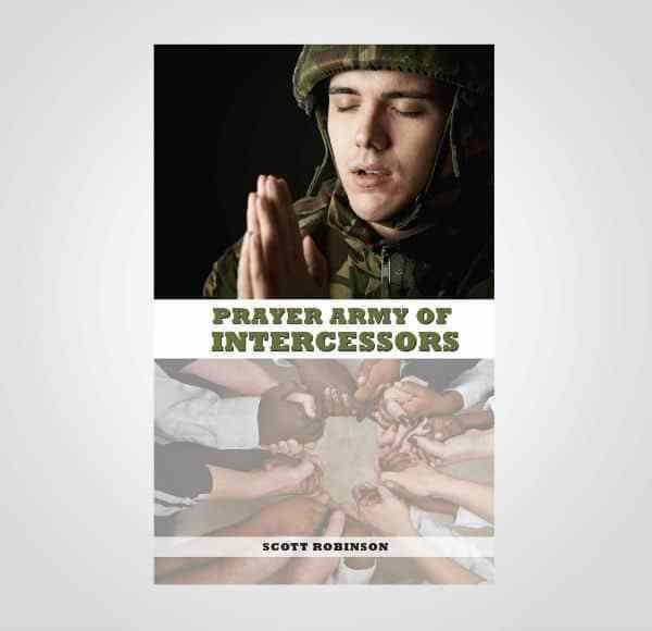 Prayer Army of Intercessors 154