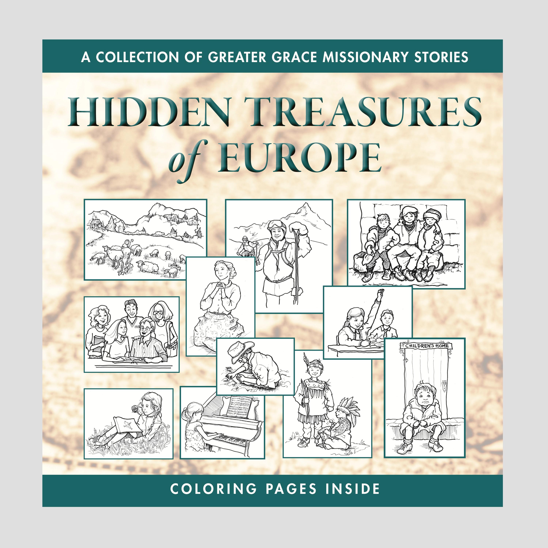 Hidden Treasures of Europe 105