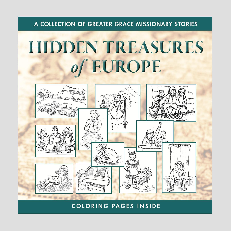 Hidden Treasures of Europe