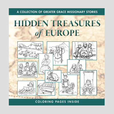 Hidden Treasures of Europe