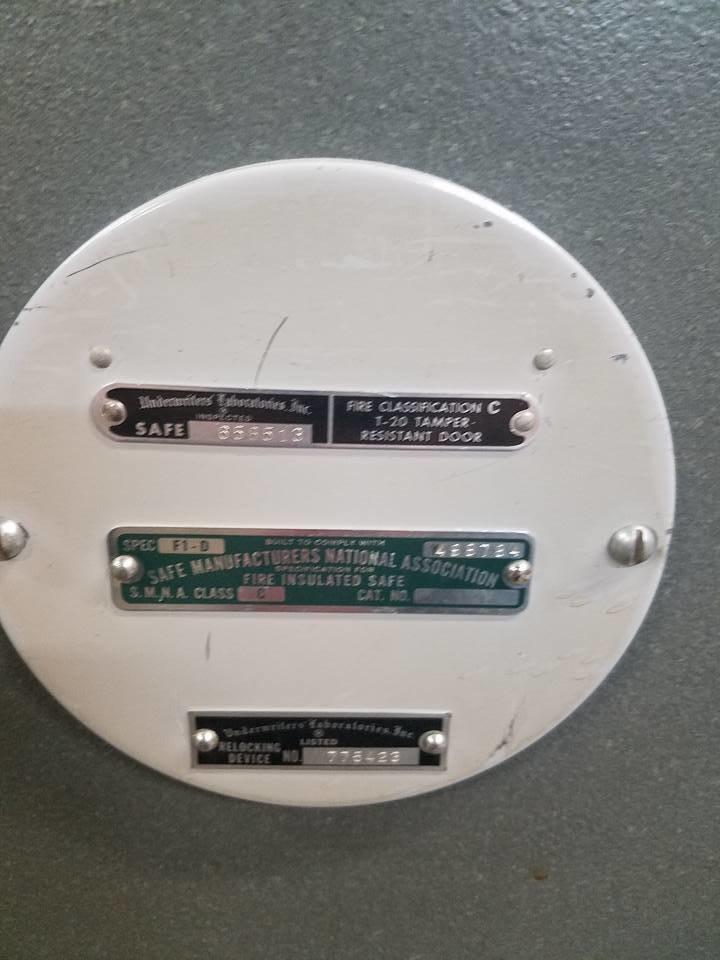 Mosler T20 fire safe