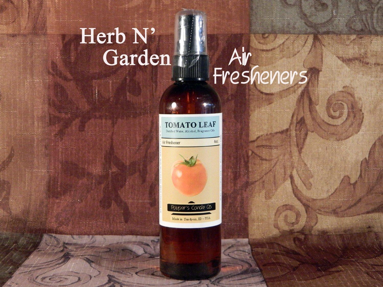 Enjoy our Herb N' Garden Air Fresheners