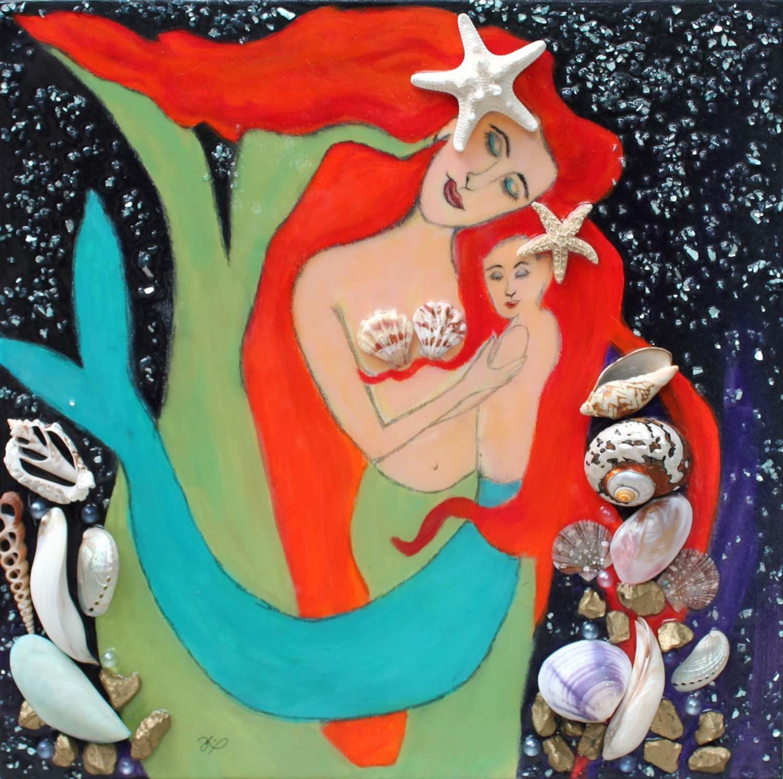 Mermaid Resin Art - Coming Soon!