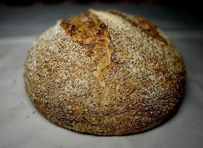 Pan de Campo con SESAMO