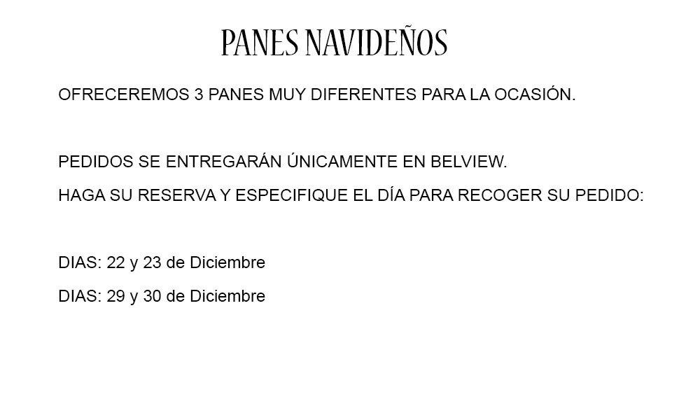PANES NAVIDEÑOS-INSTRUCCIONES