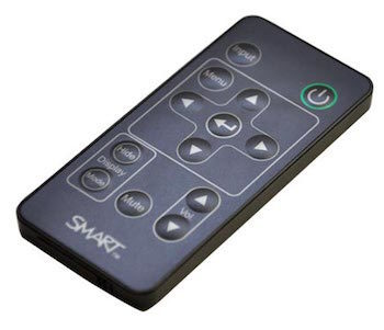 Remote control to suit SMART projector