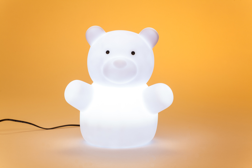 KinderGlo Table Lamp Bear lit