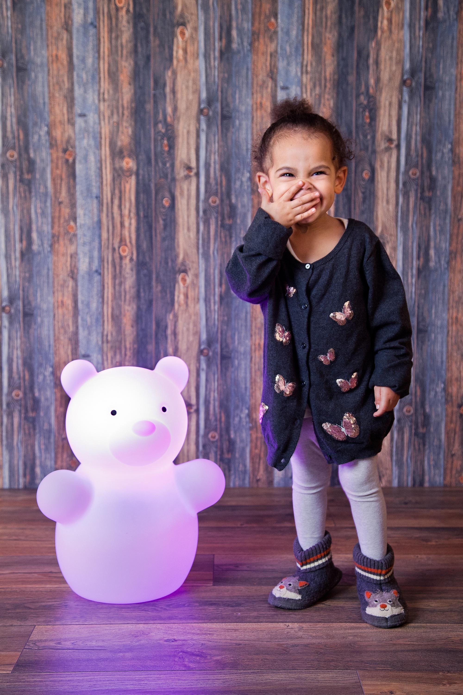 KinderGlo Giant Teddy Bear Lamp 301223