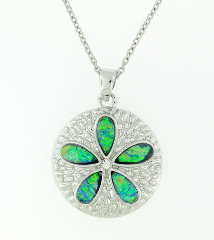 Sand Dollar Necklace STP-M91