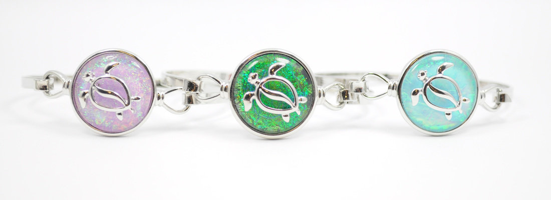 Sea Turtle Bracelet STB-61-1
