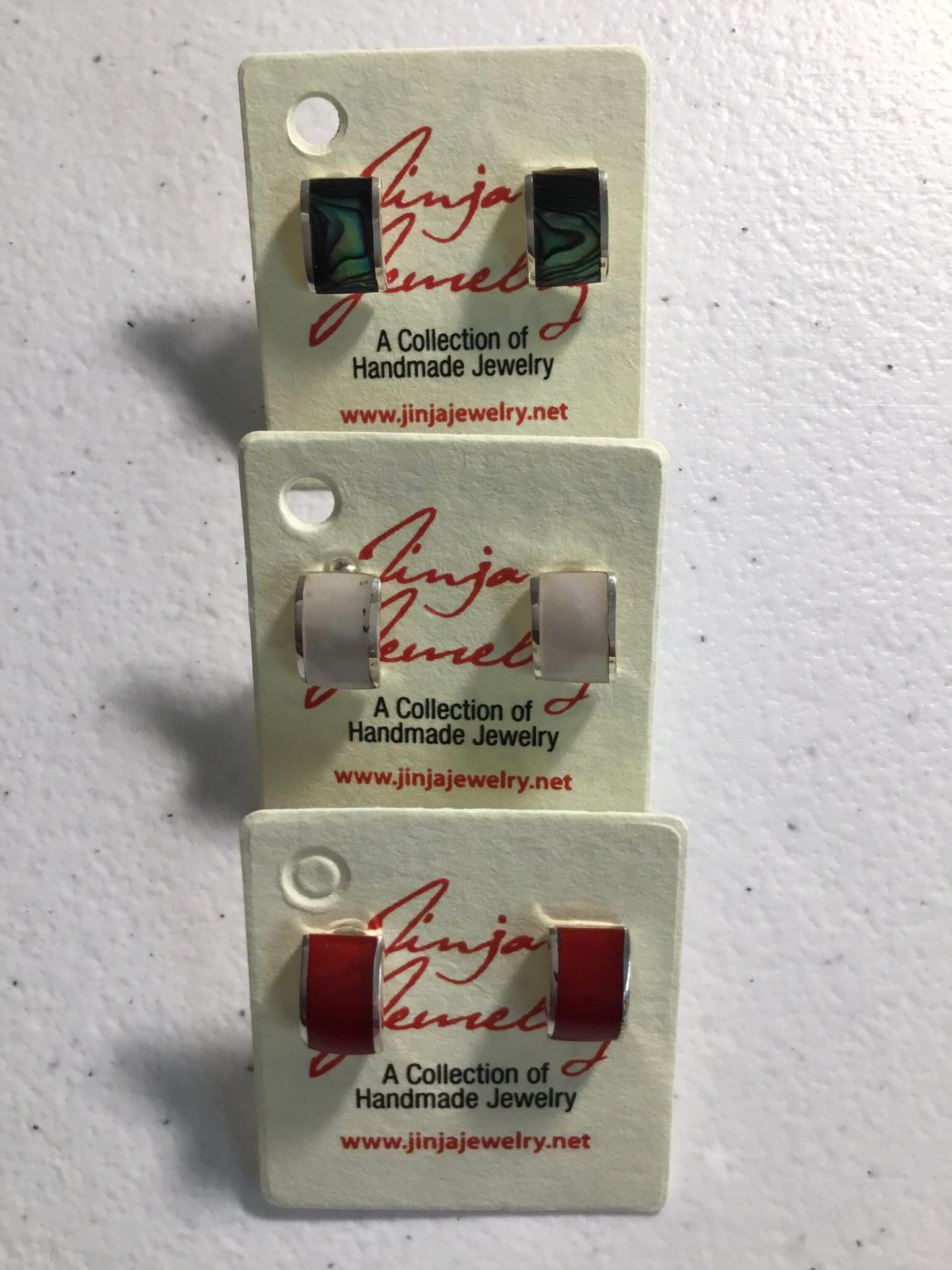 Sterling Silver Small Post Earrings   102-ER-840