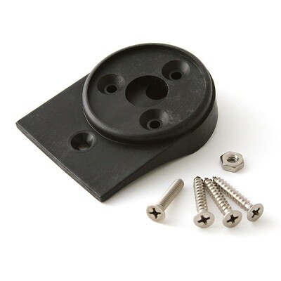 MOUNTING PLATE W/HARDWRE