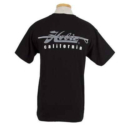 CALIF BLK MENS S/S T XL