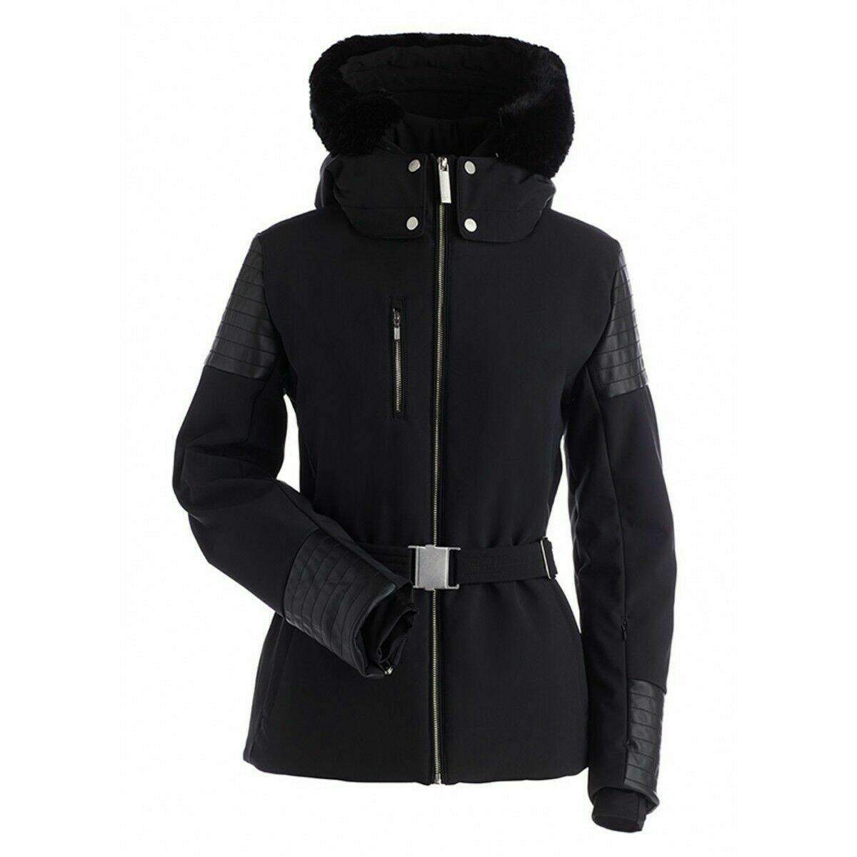 NILS Women's Posh - Faux Fur Jacket