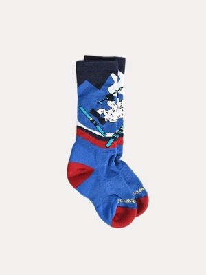 Smartwool Kids Wintersport Yo Yetti Socks