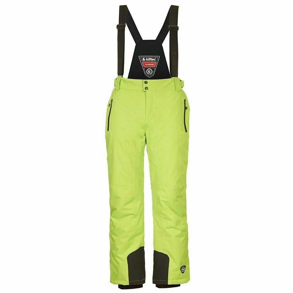 Killtec Men's Enosh Function Pants w/ Detachable Straps