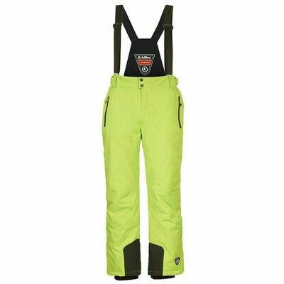 Killtec Men's Enosh Function Pants w/ Detachable Straps