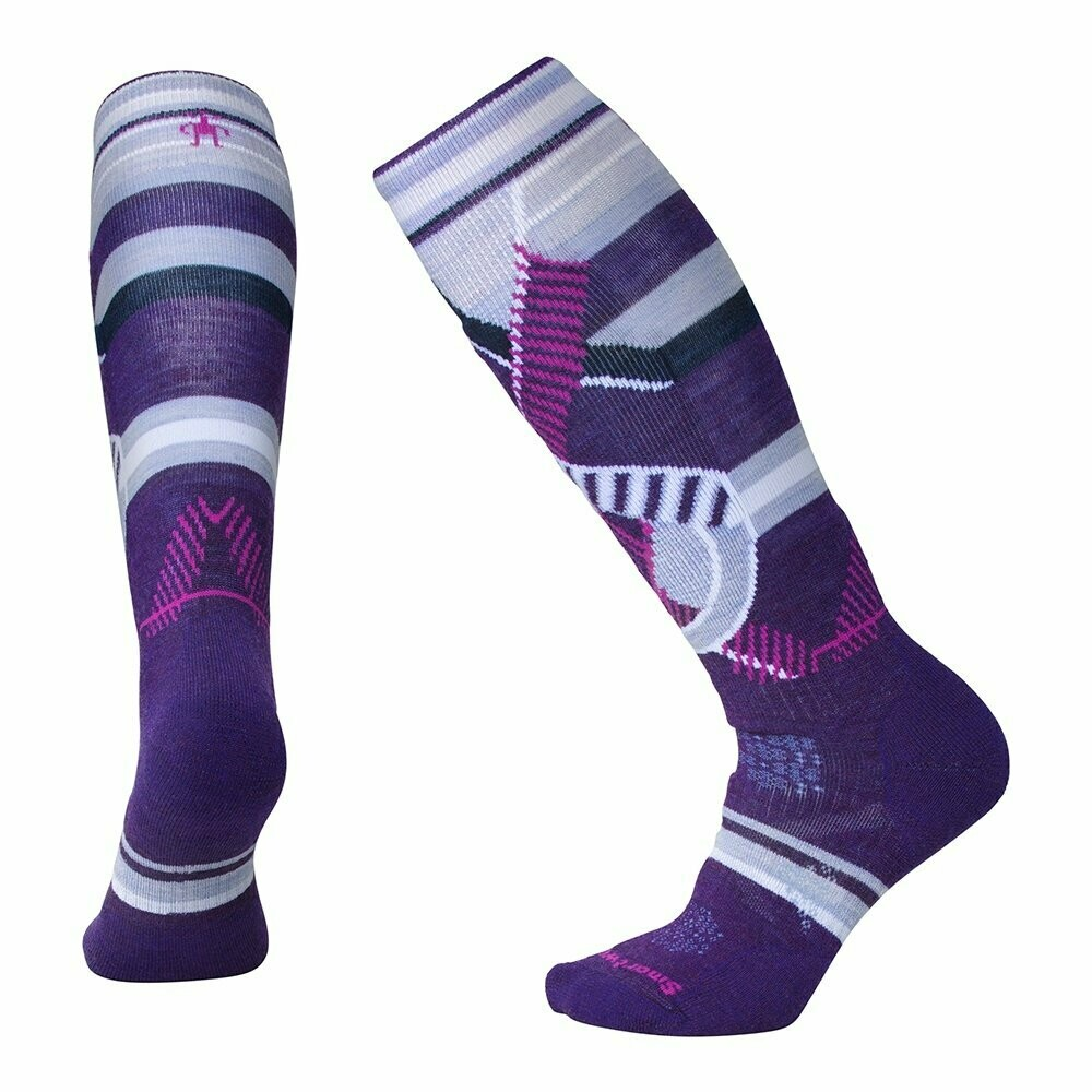 Smartwool Women's PhD Ski Medium Pattern Socks