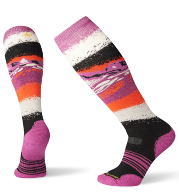 Smartwool Women's PhD Snow Medium Socks