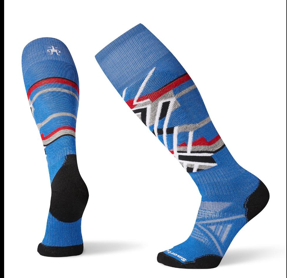 Smartwool Men's PhD Ski Medium Pattern Socks