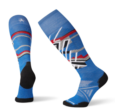 Smartwool Men's PhD Ski Medium Pattern Socks