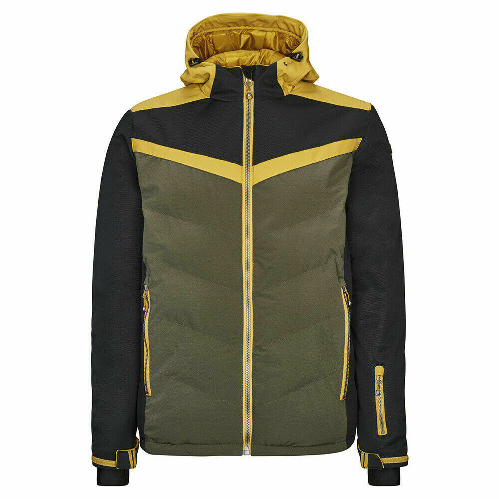 Killtec Men's Pirrot Hybrid Jacket w/ Hood