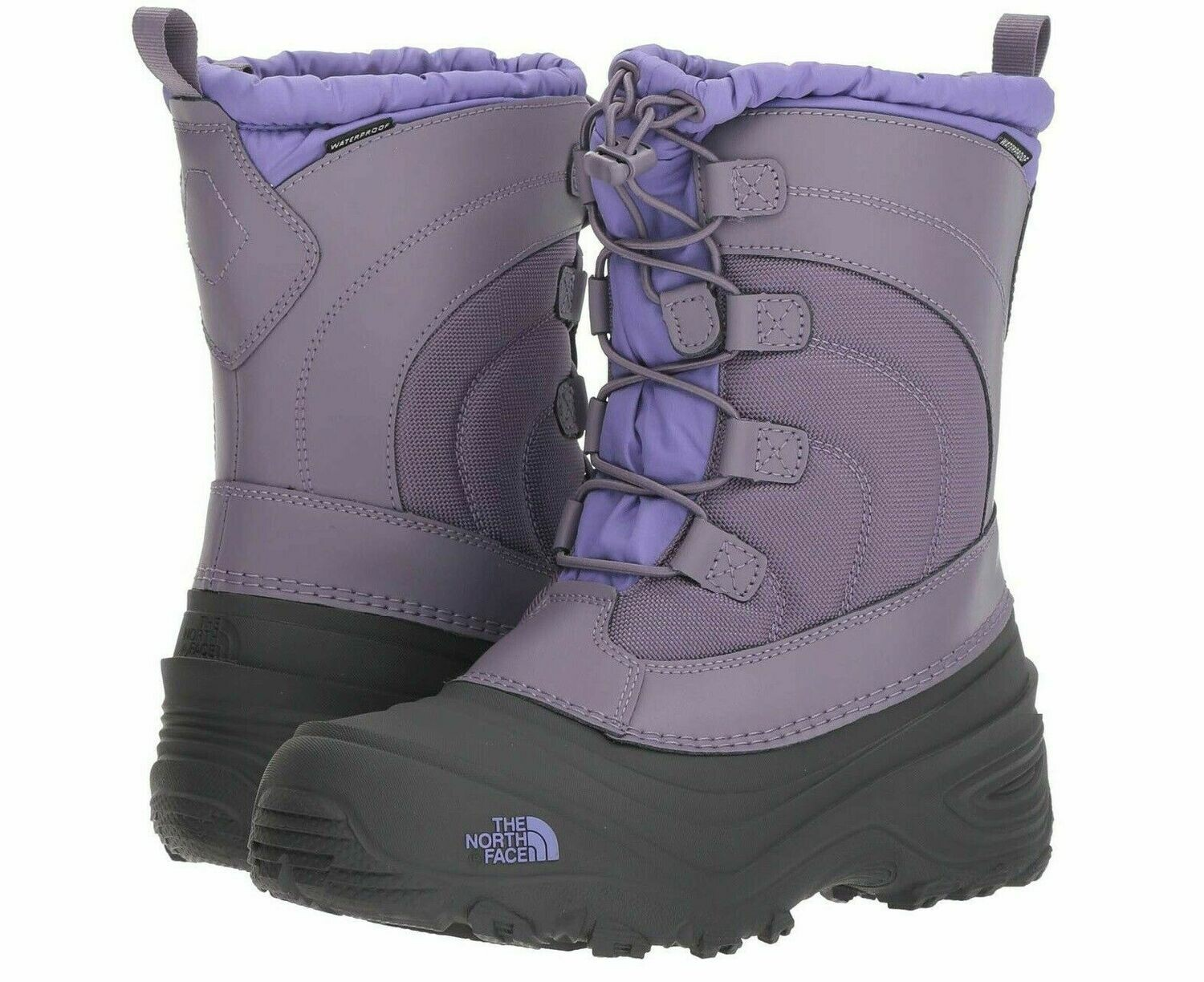 The North Face Youth Alpenglow IV Boots