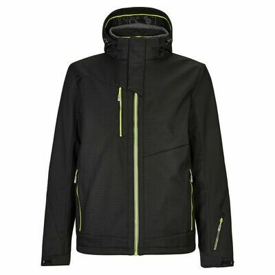 Killtec Men's Tarang 3-Layer Hooded Jacket