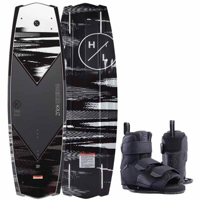 Hyperlite Men's Kruz Bio w/ Formula Wakeboard Package