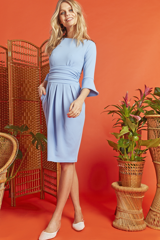 Tammy Dress Powder Blue ONJDRTAMMYPBLUE
