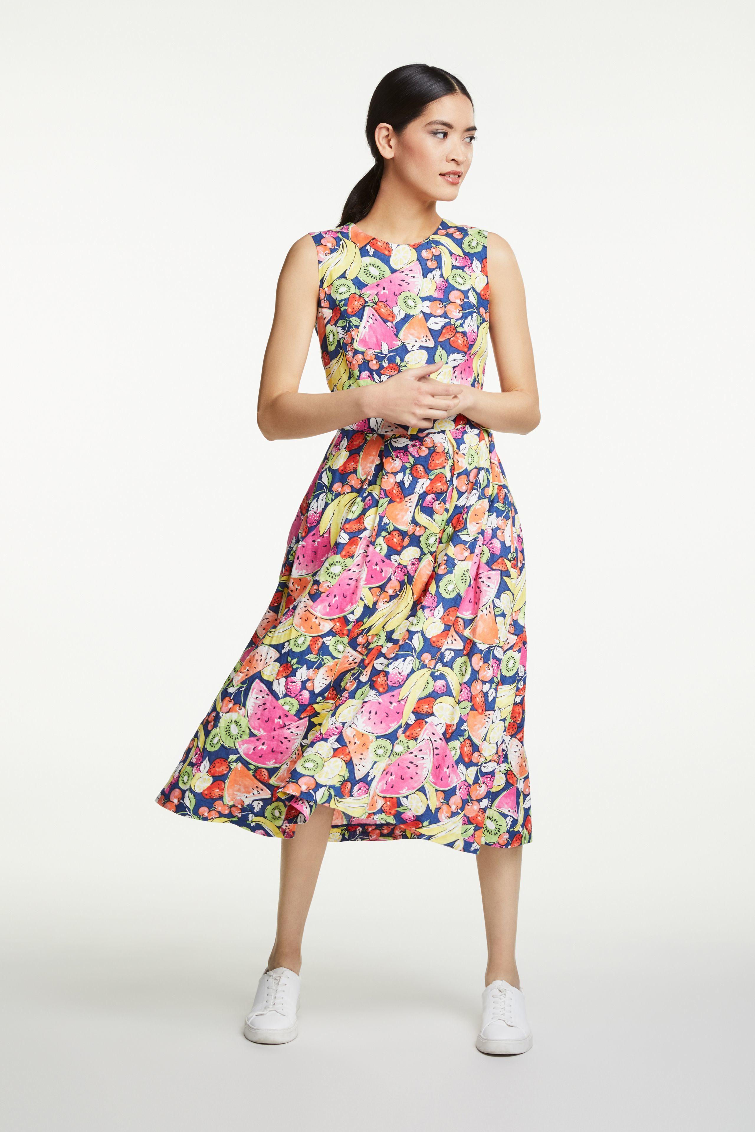 Tutti Frutti Multicoloured Dress OUDR65612