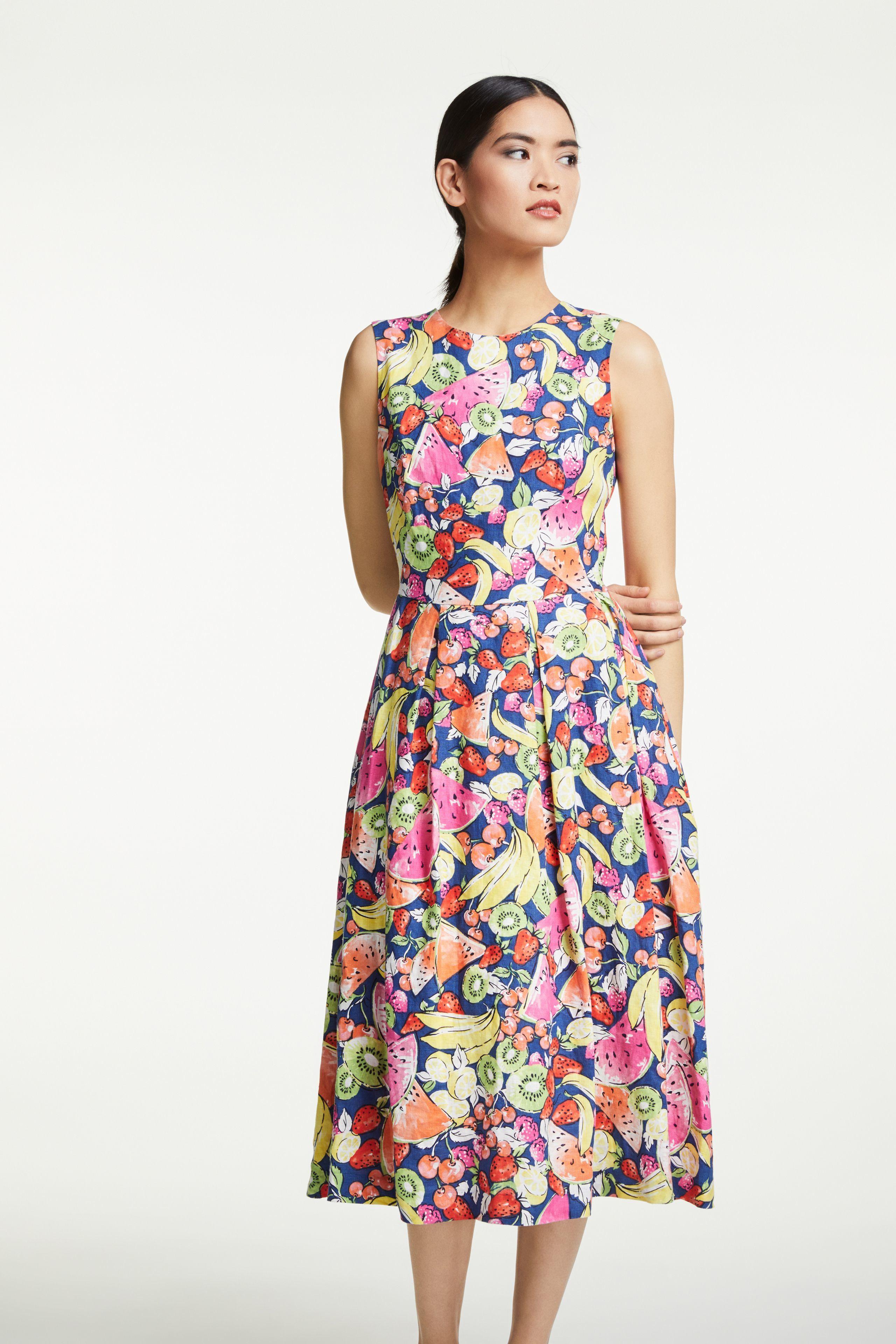 Tutti Frutti Multicoloured Dress