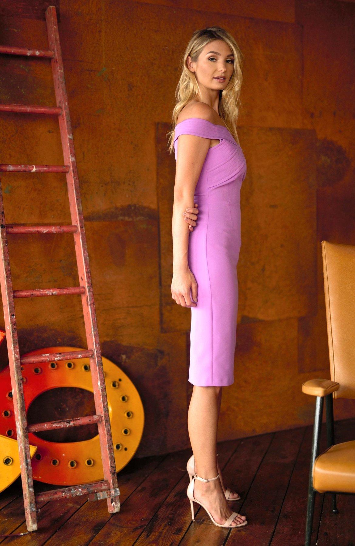 Florence Dress Lilac