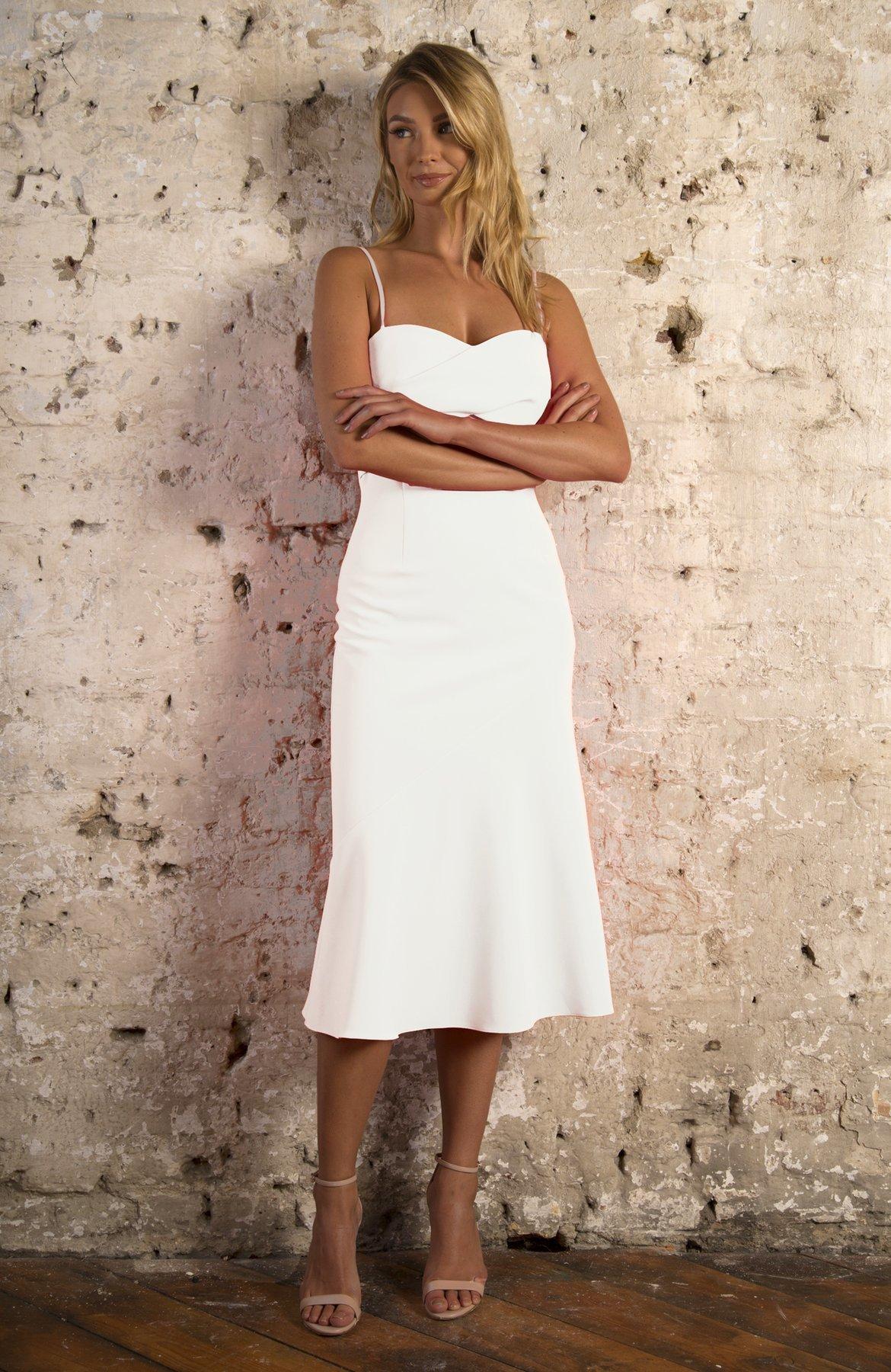Milly Midi Dress FKDRMILLY