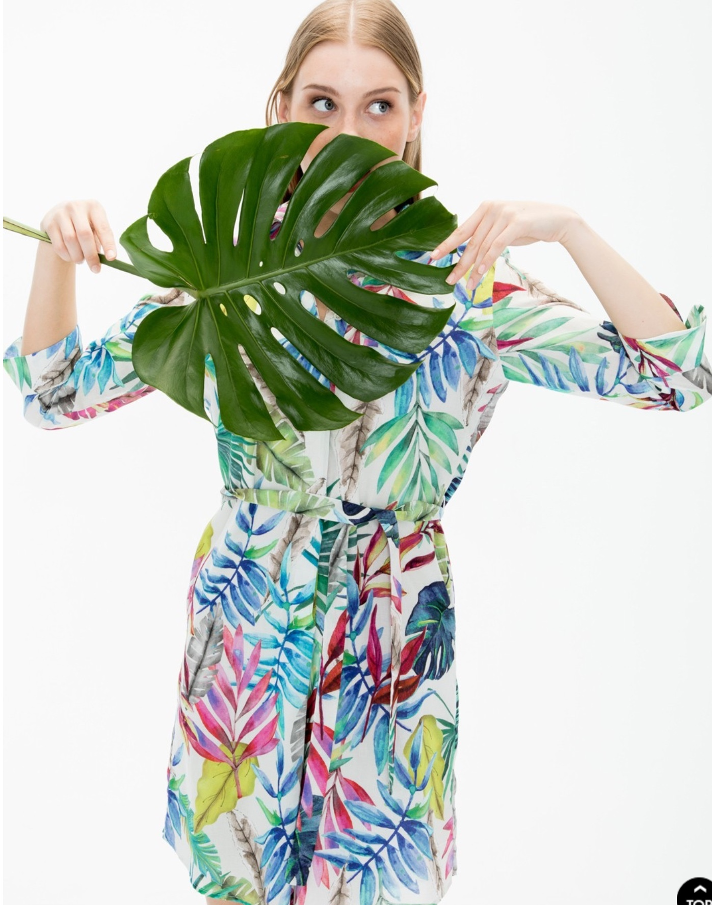 Adrianna Shirt Dress VILLAGALLOADRIANNA