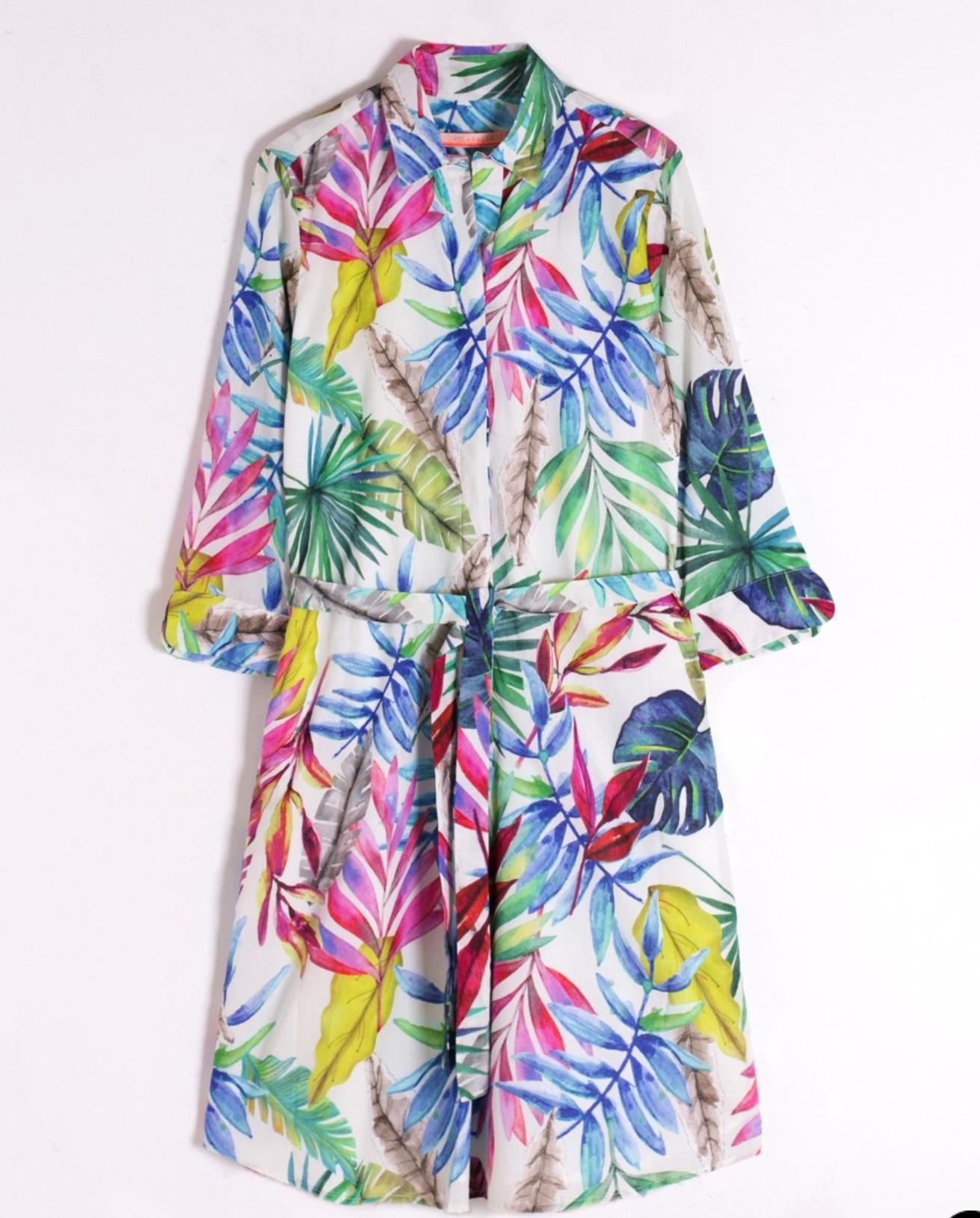 Adrianna Shirt Dress
