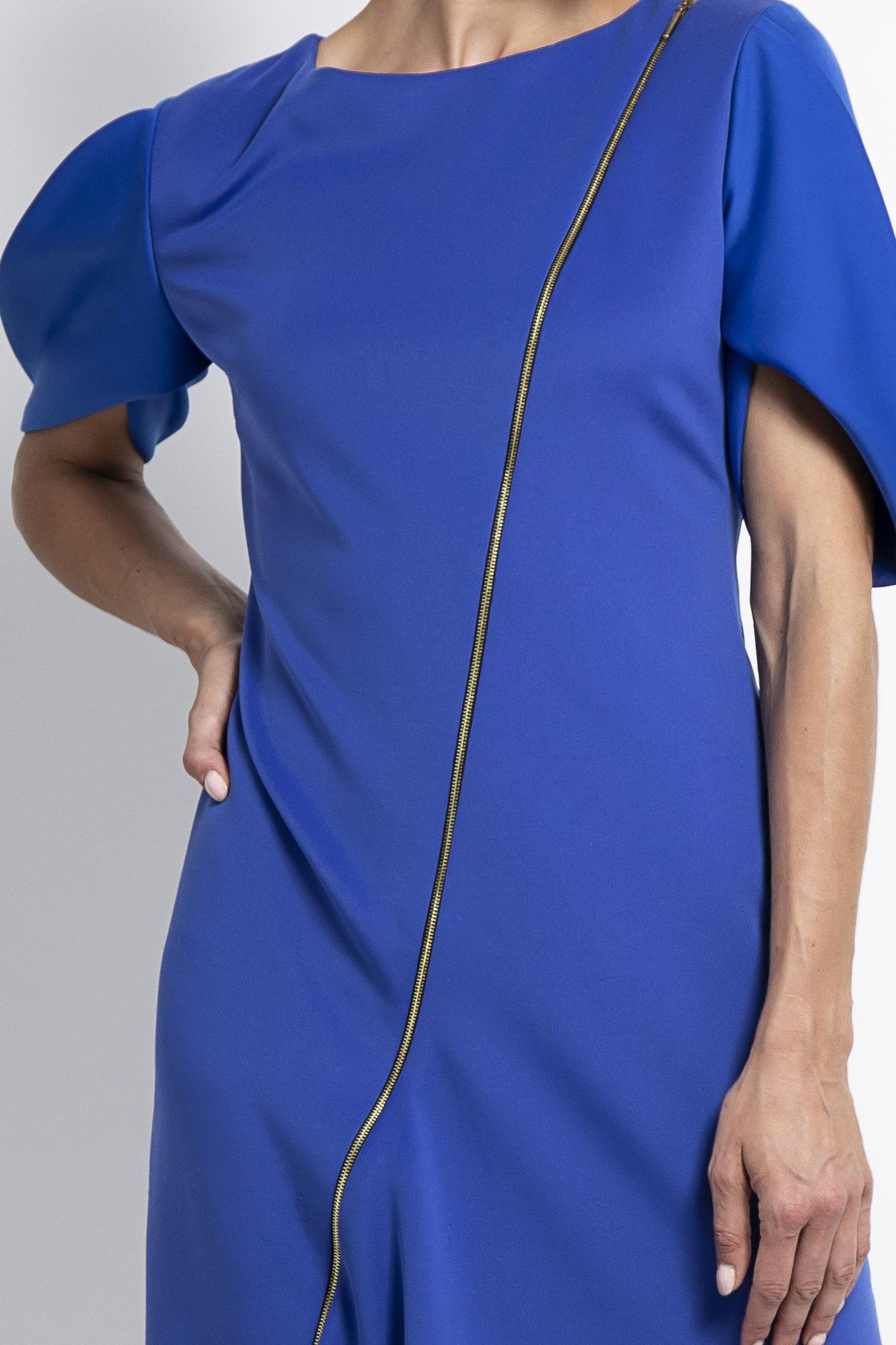 Sandie Dress Blue