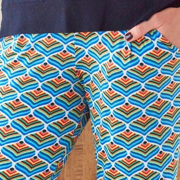 Dawn Trousers Olas