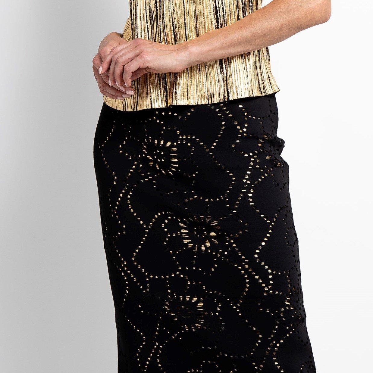 Ada Skirt Black