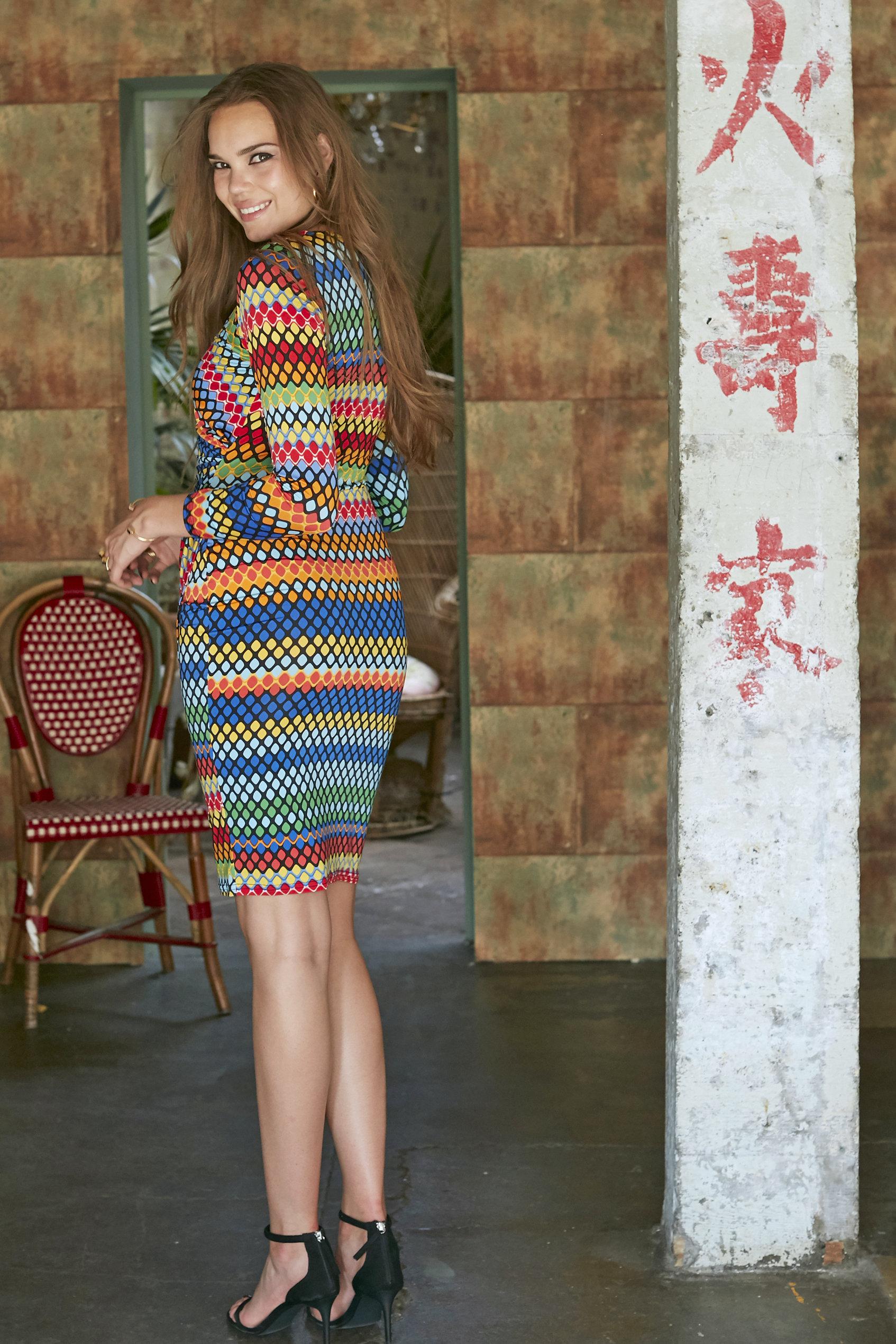 Eve Dress Tangier