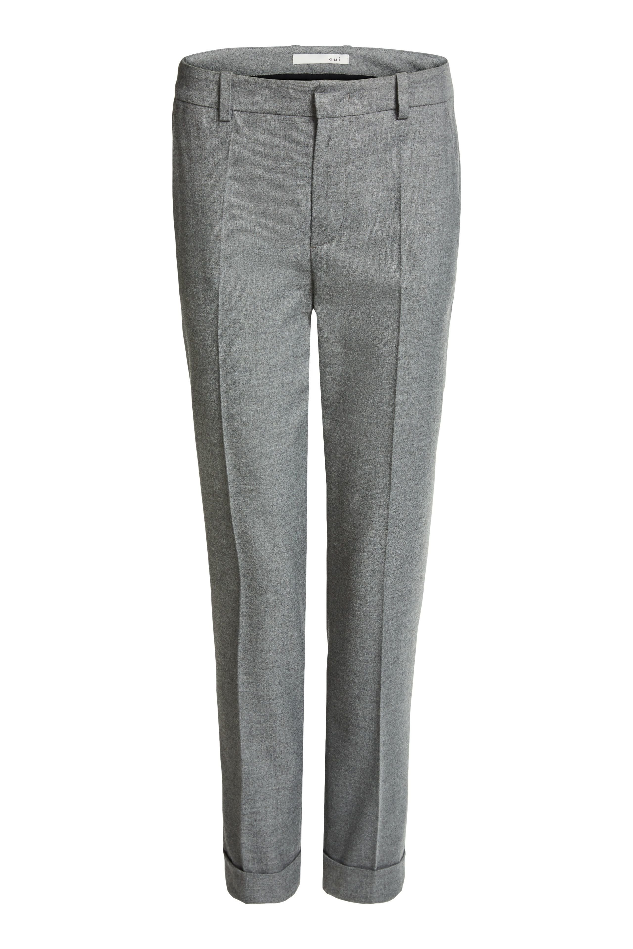 Trousers grey OUTR63634