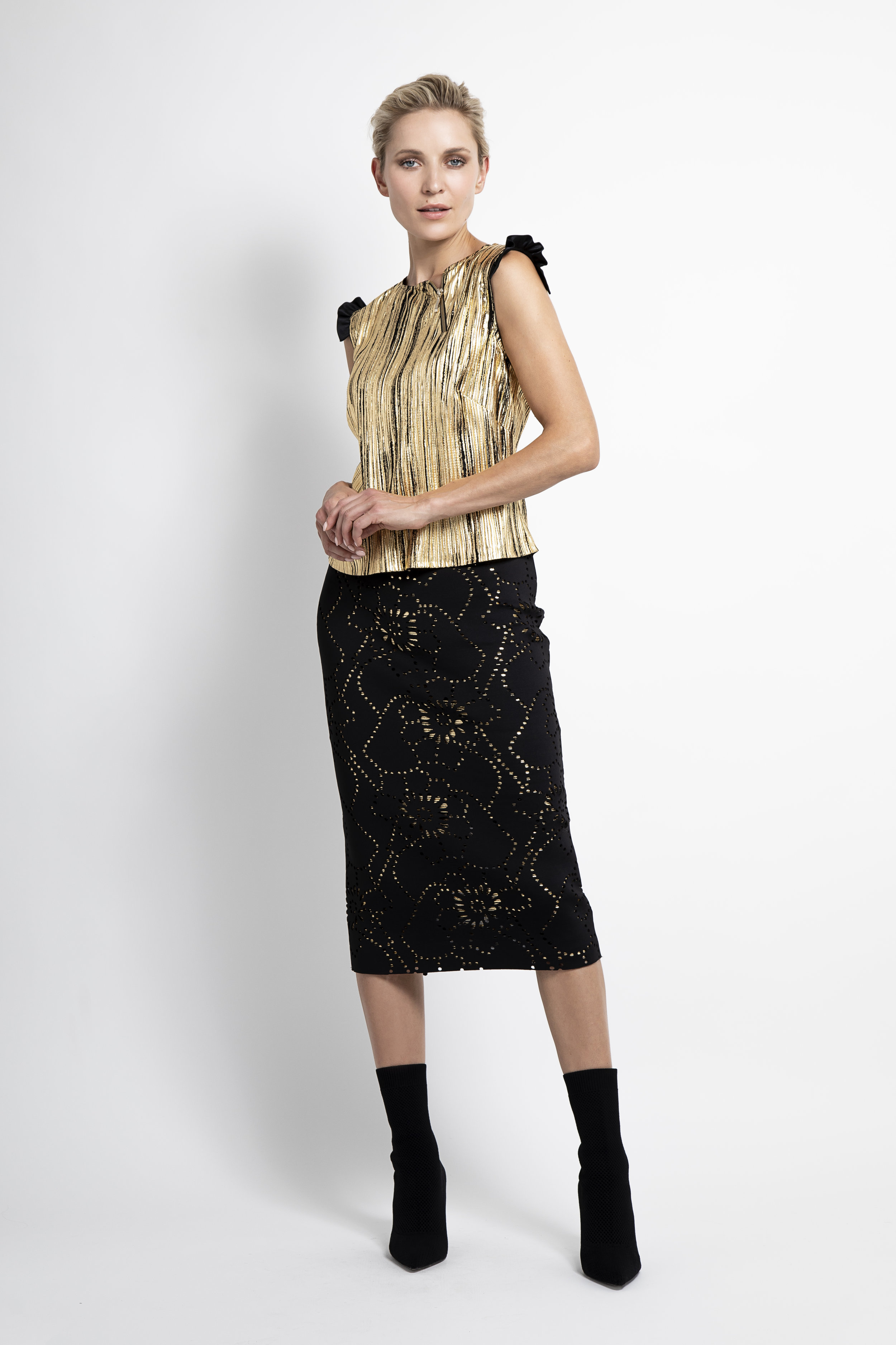 Ada Skirt Black CKSKADABLACK