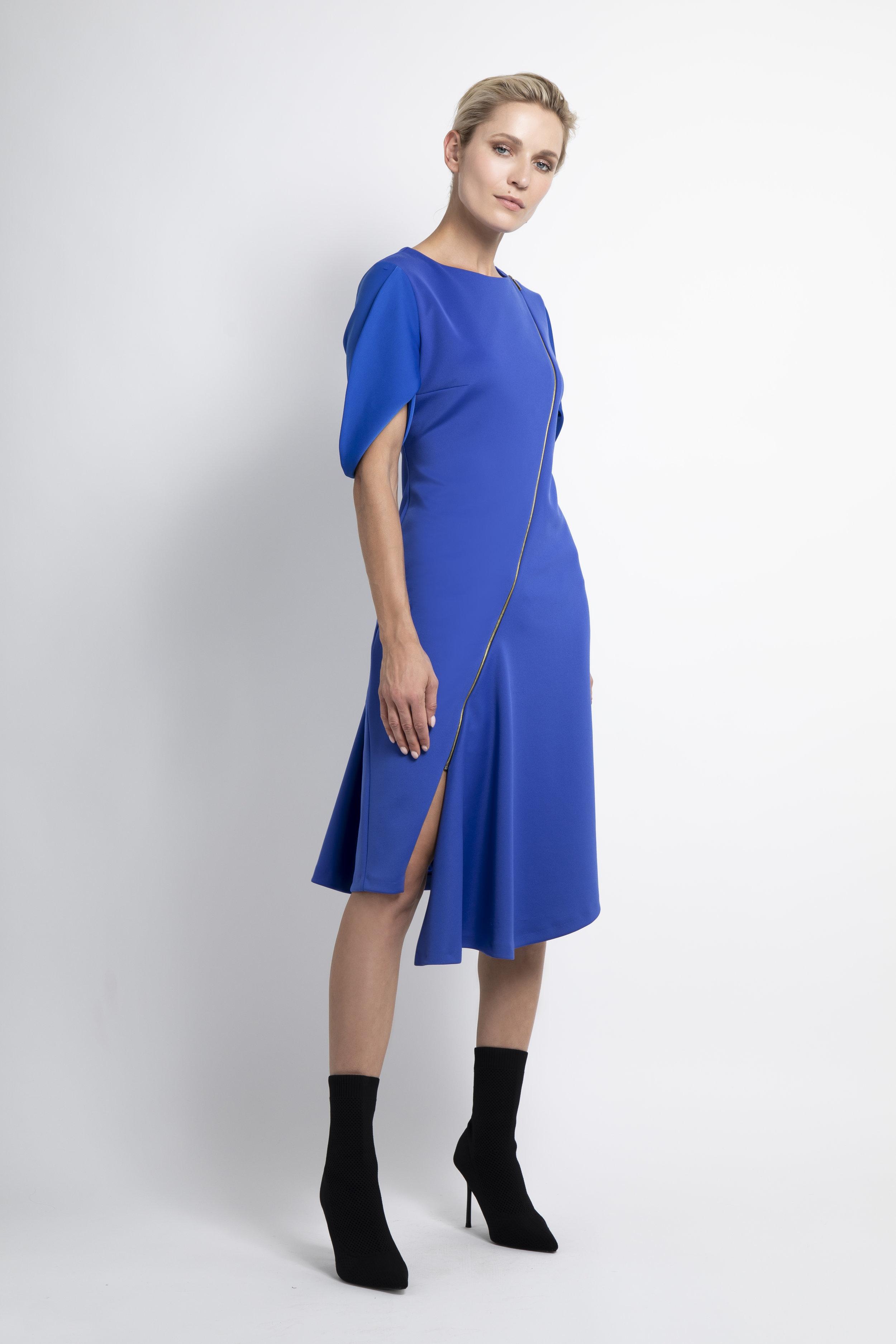 Sandie Dress Blue CKDRSANDIEBLUE
