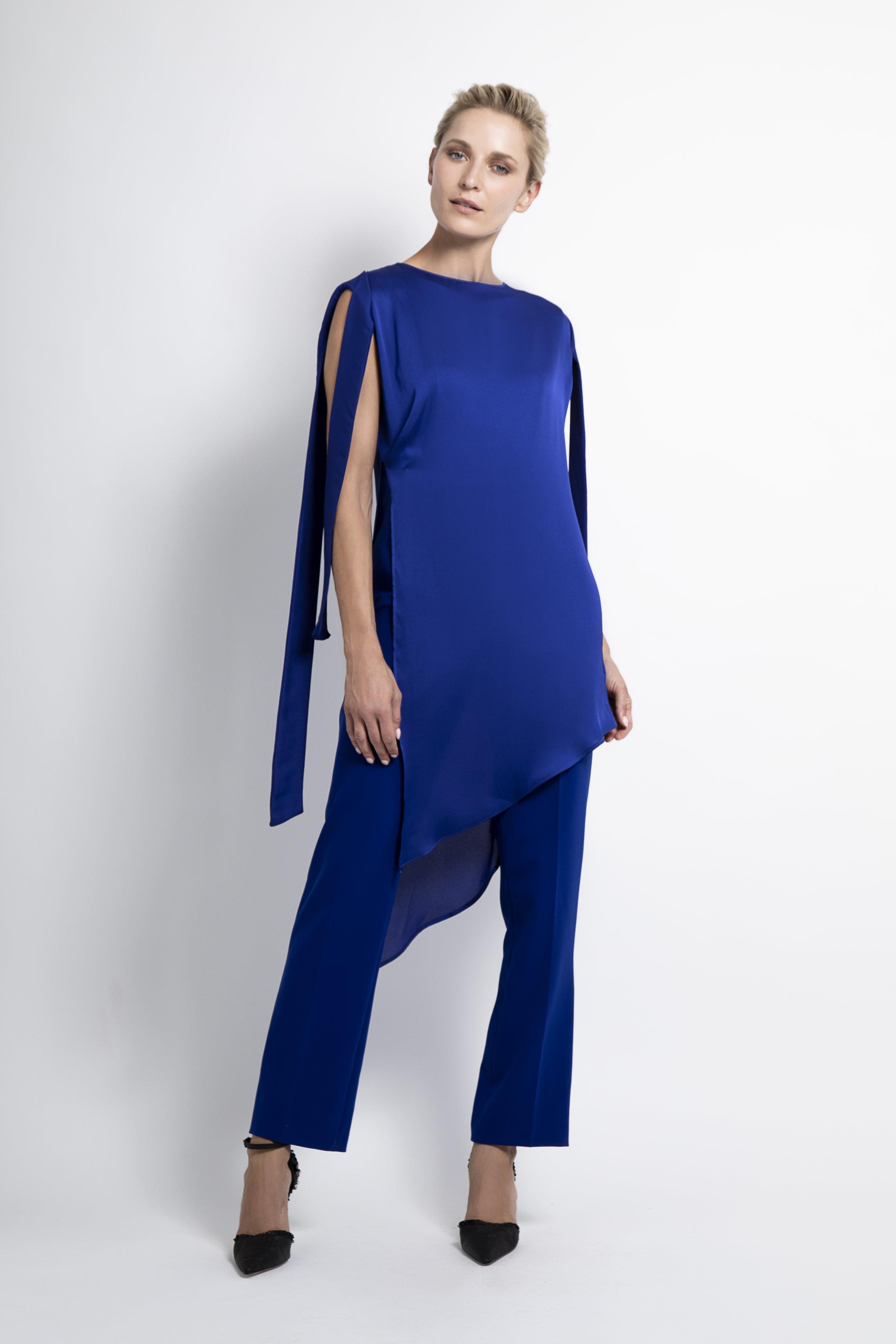 Mila Blue Jumpsuit CKJUMILABLUE