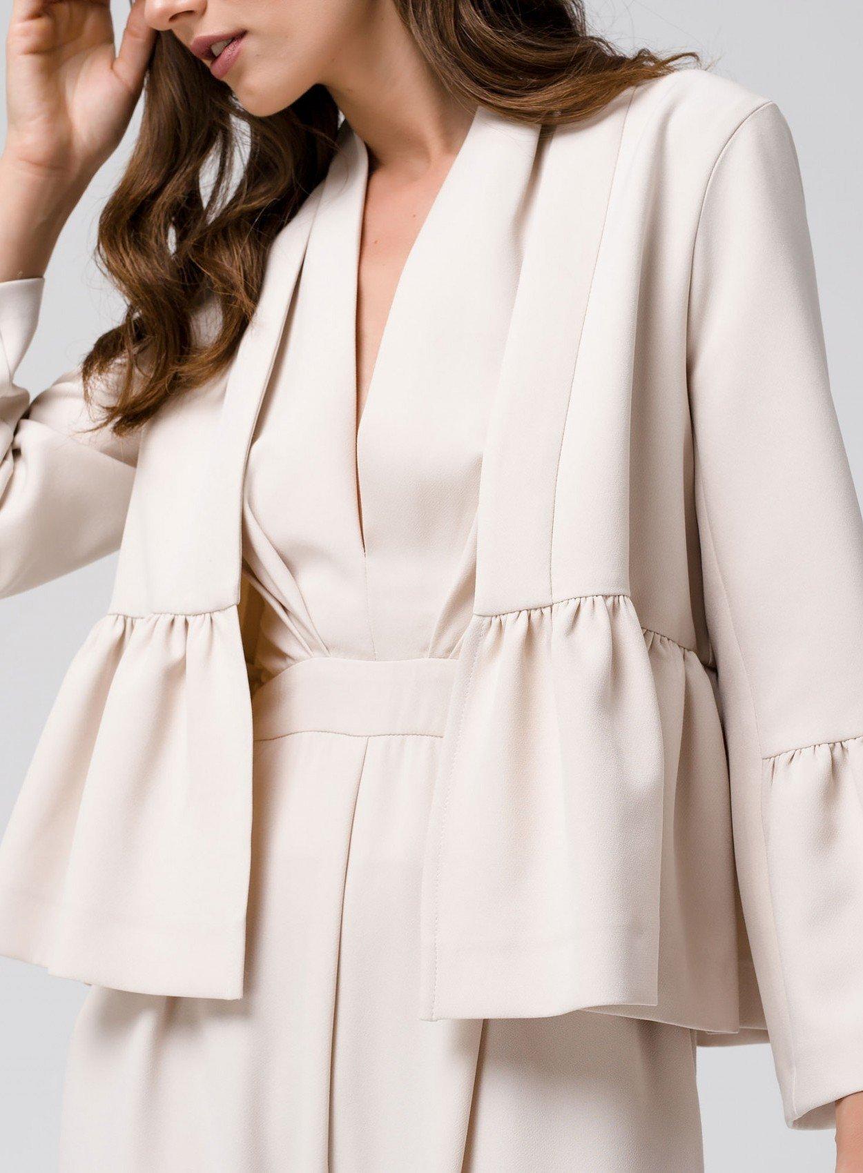Ivory Jacket ACCJA28-1089