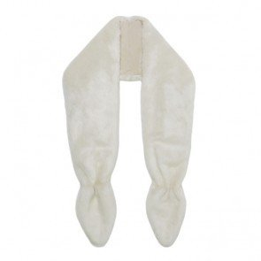 Helen Moore Slim Vixen Faux Fur Wrap ermine ZPF4EY6FV679P