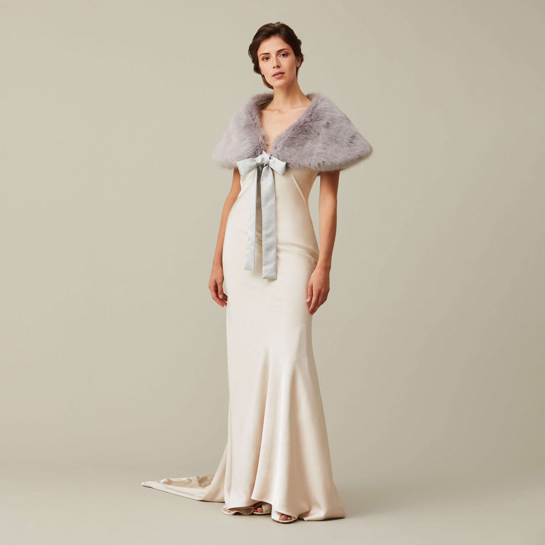 Helen Moore Bridal Shoulder Wrap opal 8XVK9TPN7GHNM