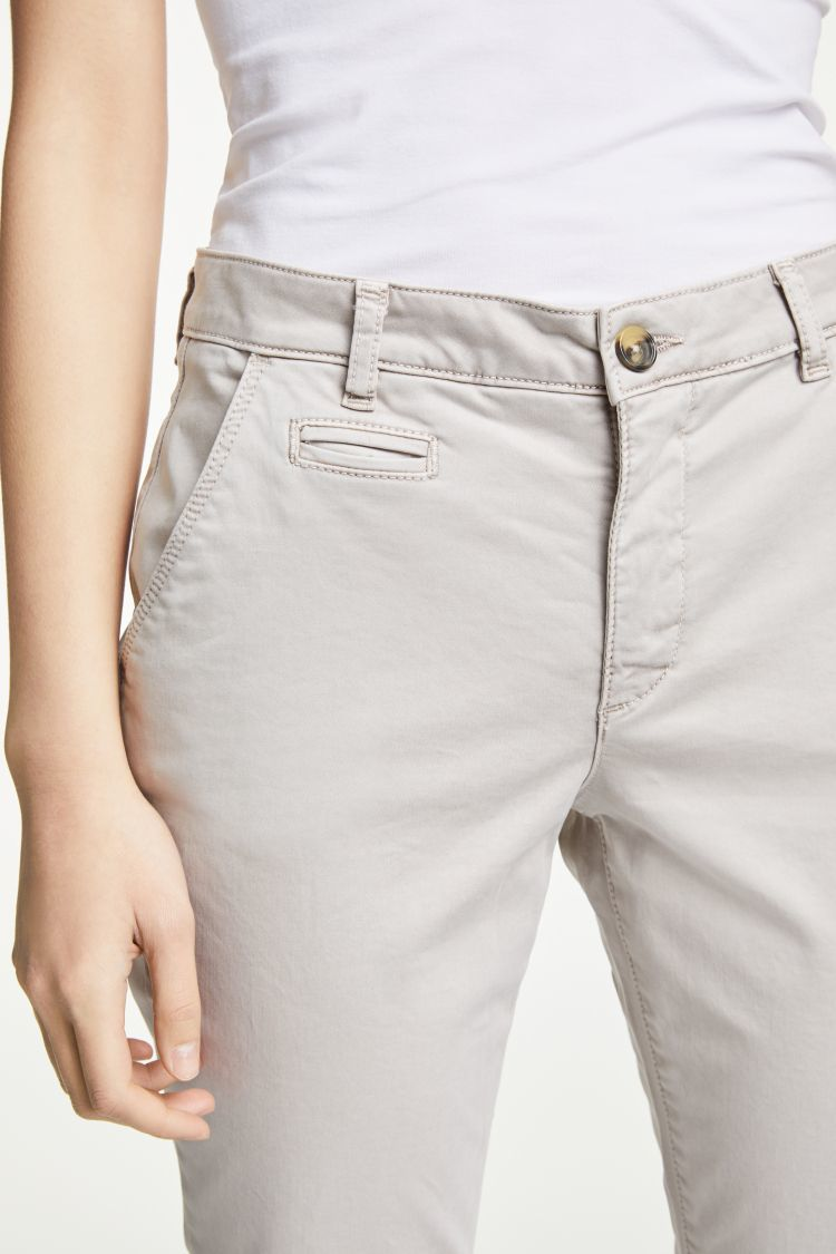 Stone Coloured Chino