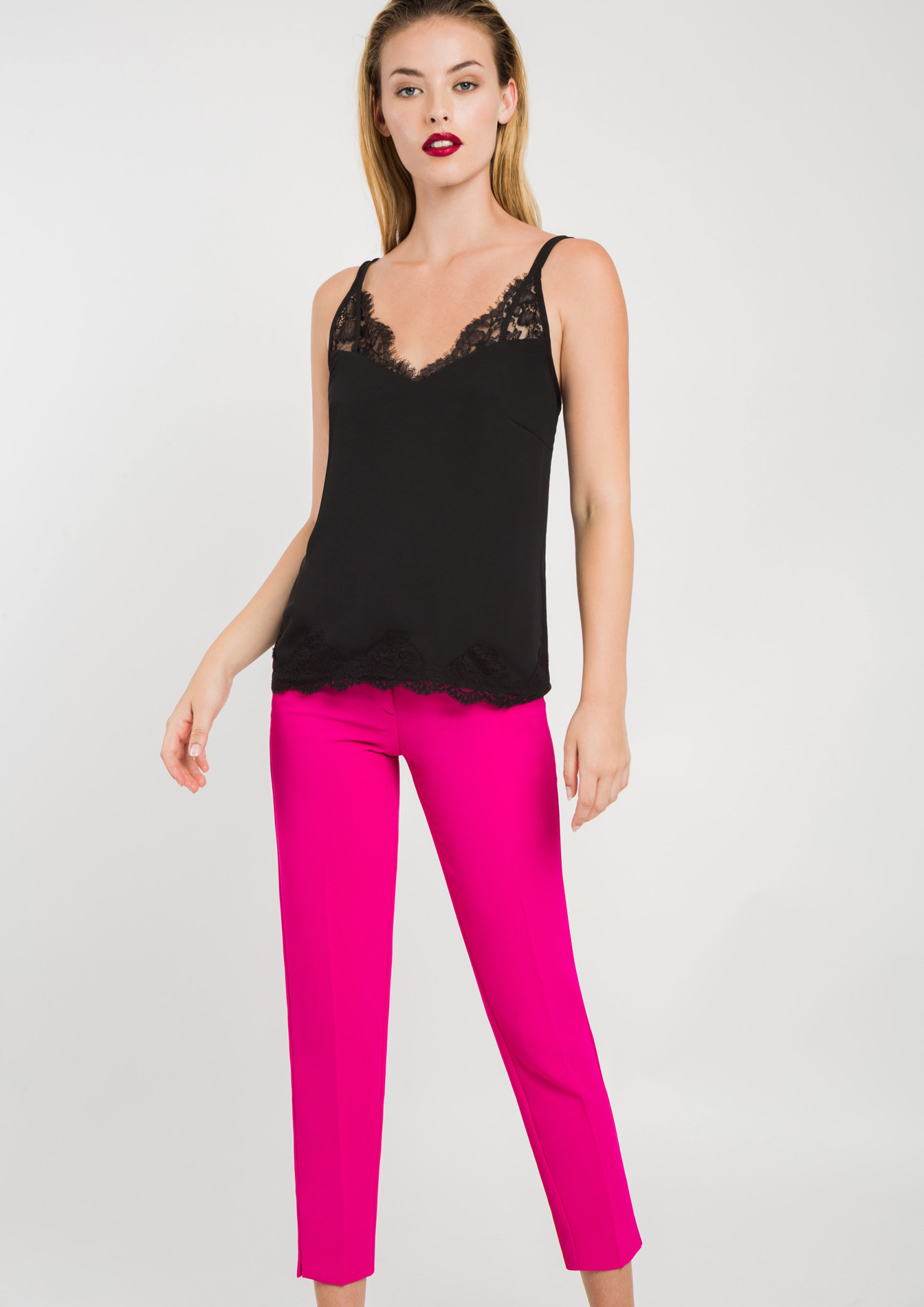 Pink Trousers ACTR3504