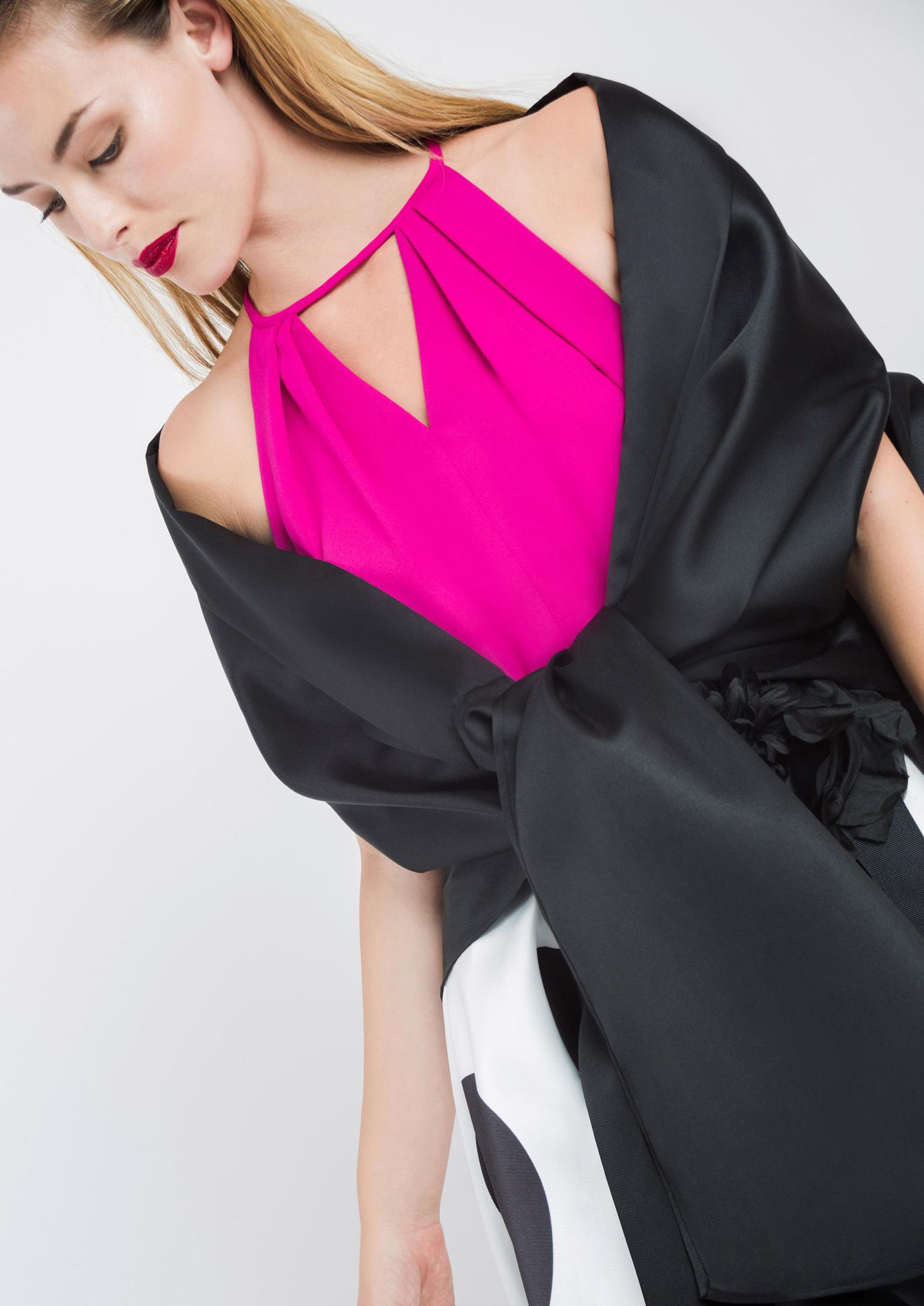 Halterneck Top Pink
